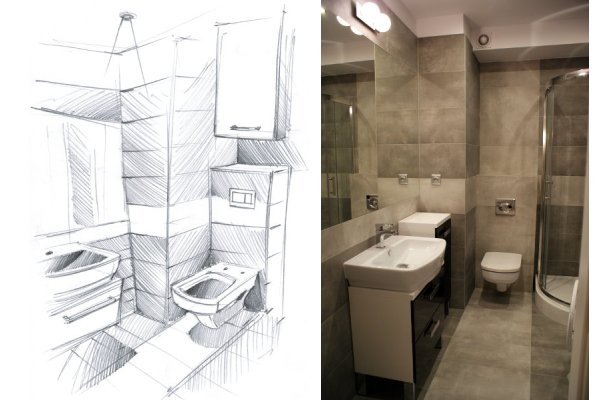 projekty łazienek - lazienkowy.pl