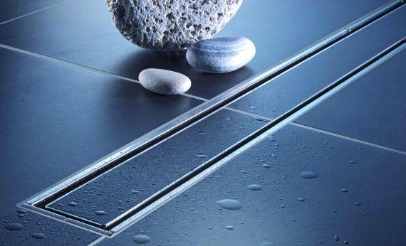 Liniowe odwodnienia prysznicowe - przegląd